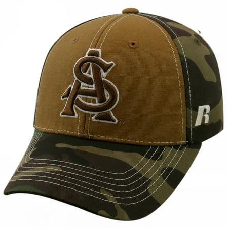 University Of Arizona State Sun Devils Mossy Baseball Cap - University Of Arizona Logo