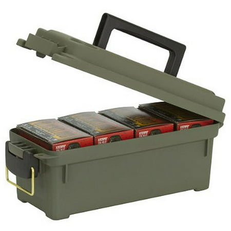 Plano 121202 Shell Box 4 Boxes Ammo Box 13.62