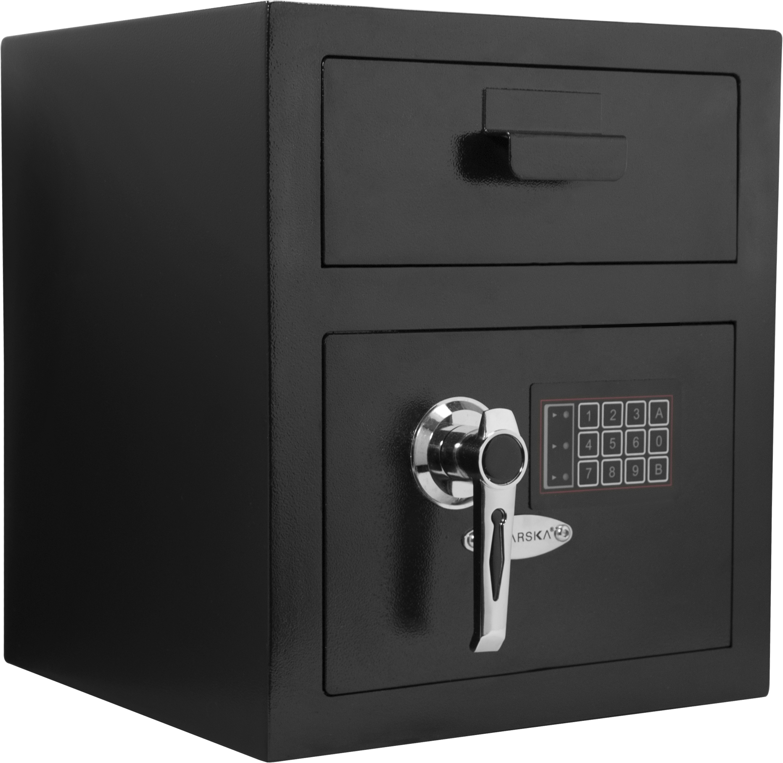Barska AX11932 Keypad Depository Safe .72 cu ft