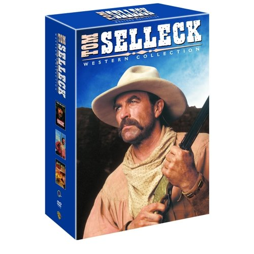The Tom Selleck Western Collection: Monte Walsh / Last Stand At Saber River / Crossfire Trail (3-Disc)