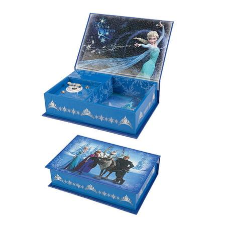 Disney Music Box (Disney Frozen Main Cast Blue Music)