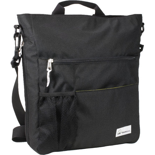 Amy Michelle  Lexington Black Diaper Bag