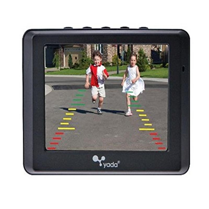 "Winplus Yada BackUp Camera with 3.5"" Dash Monitor"