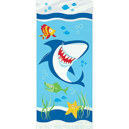 Ocean Shark Cello Bags, 20pk