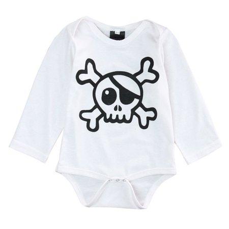 Halloween Newborn Boy Girl Romper Jumpsuit Bodysuit Cotton Clothes - Boys And Girls Halloween Song