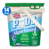 HTH Pre Measured Water Soluble Algae Guard Pods, Kill / Prevent Green, Yellow and Black Algae in Swimming Pools, 5.25 lbs, 14 Pods