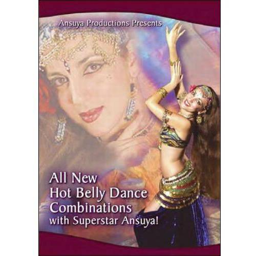 Ansuya: All New Hot Belly Dance Combinations