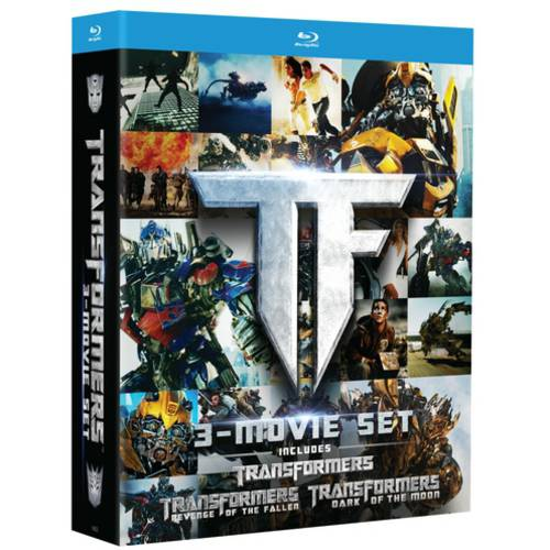 Transformers Trilogy (Blu-ray) (Widescreen)