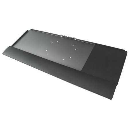 VIVO Deluxe Computer Keyboard Tray Holder (Tray Only) for VESA Mount Stand  / Fits VESA 100mm (STAND-KB2)
