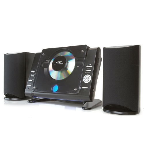 Coby Micro CD Stereo Shelf System