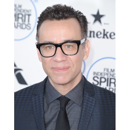 Fred Armisen At Arrivals For 30Th Film Independent Spirit Awards 2015 - Arrivals 1 Santa Monica Beach Santa Monica Ca February 21 2015 Photo By Dee CerconeEverett Collection
