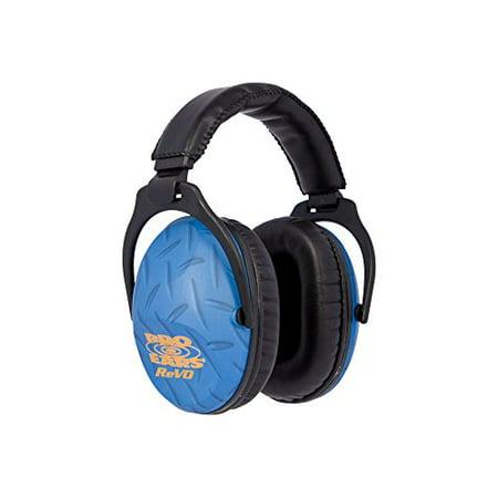 Pro Ears Passive Revo 25-Blue Diamond Plat - image 4 de 4
