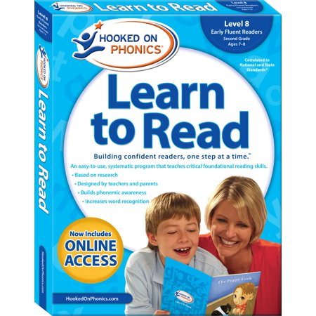 Hooked on Phonics Learn to Read - Level 8 : Early Fluent Readers (Second Grade | Ages