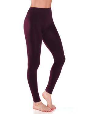 d3ee1feb7c2ad Product Image Essential Basic Women Full Ankle Length Seamless Leggings  Ankle Length - Jr - Plus Sizes