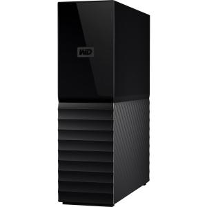 WD 6TB My Book Desktop External Hard Drive - USB 3.0 - WDBBGB0060HBK-NESN