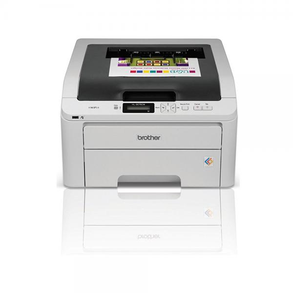 Brother Printer HL3075CW Wireless Color Printer by Brother