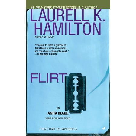 Flirt : An Anita Blake, Vampire Hunter Novel](Abe Vampire Hunter)