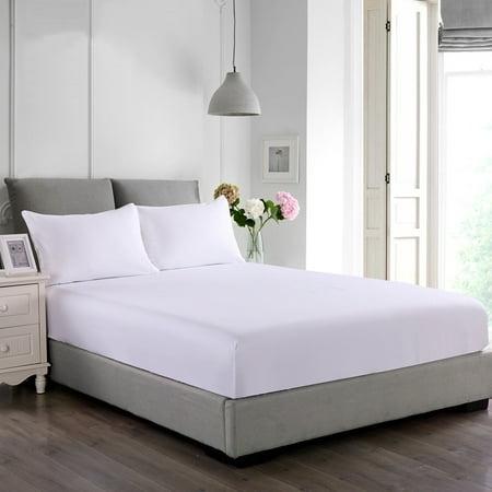 Epoch Hometex Inc Nanofiber Fitted Mattress And Pillow