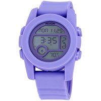 ac9b5d8af Product Image Nixon The Unit 40 Grey Dial Silicone Strap Unisex Watch  A4901366-00