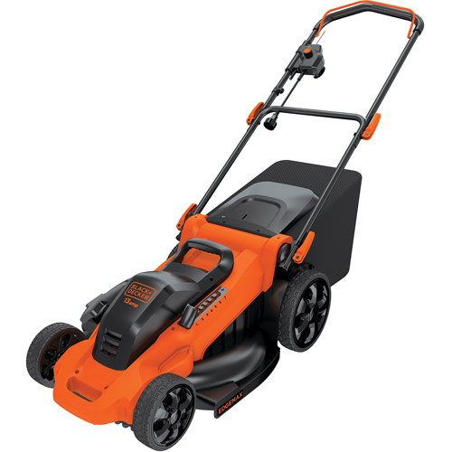 "Black & Decker 13-Amp 20"" Corded Lawn Mower"