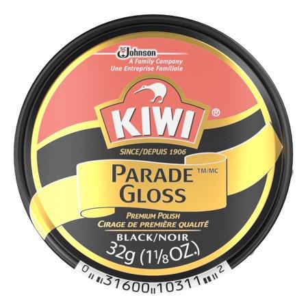 KIWI Small Parade Gloss Black 1.125 Ounces