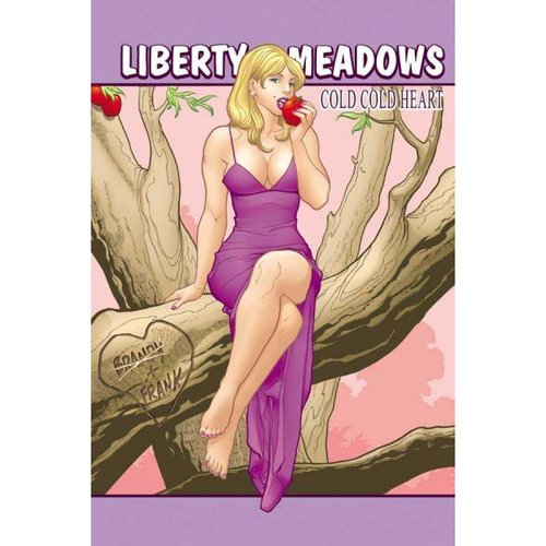 Liberty Meadows 4: Cold, Cold Heart