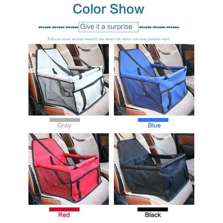 Waterproof Bag Pet Car Carrier-Carrier for Dogs Breathable Car Bag for Dog Safe Waterproof Travel Carrier for Pet - image 6 de 7