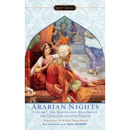 Arabian Nights Themed Clothes (The Arabian Nights, Volume I : The Marvels and Wonders of The Thousand and One)