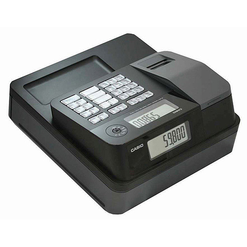 Casio One-Sheet Thermal Print Cash Register