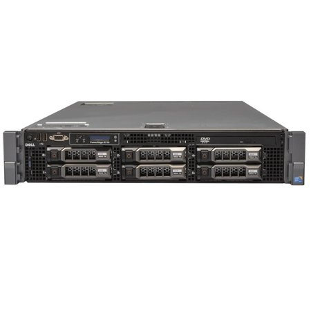Refurbished Dell PowerEdge R710 LFF E5620 Quad Core 2.4Ghz 36GB 6x 3TB SAS H700 - image 3 de 3