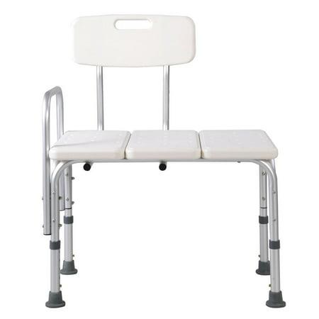 Goplus Shower Bath Seat Medical Adjustable Bathroom Bath Tub ...