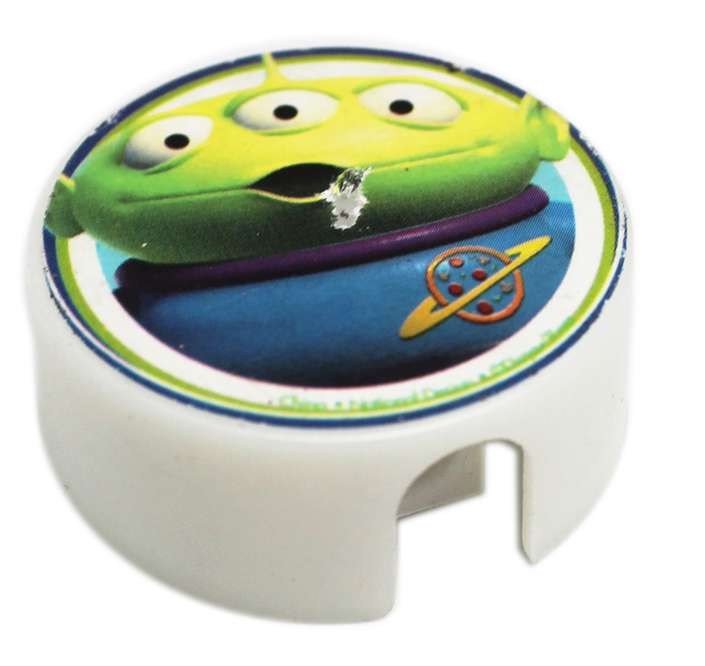 Toy Story 4 ALIEN Plush Pencil Case Stationery Item FREE SHIPPING NEW