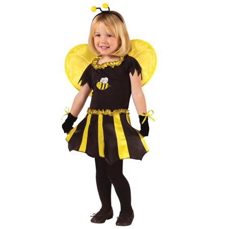 Sweetheart Bee Costume - Toddler Small (Bee Costume Toddler)