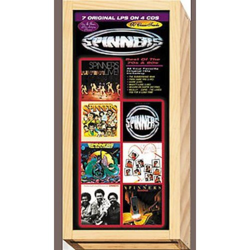 THE BEST OF THE 70's & 80's contains 7 LPS on 4 CDS: SPINNERS LIVE!; HAPPINESS IS BEING WITH THE SPINNERS/SPINNERS #8; FROM HERE TO ETERNALLY/LOVE TRIPPIN'; YESTERDAY, TODAY & TOMORROW/LABOR OF LOVE.<BR>Also available on Collectables as 4 separate 2-for-1 CDs.