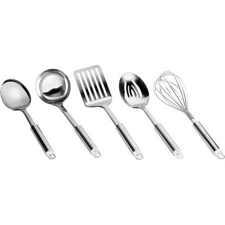 Range Kleen 5 Piece Stainless Steel Kitchen Tool Set