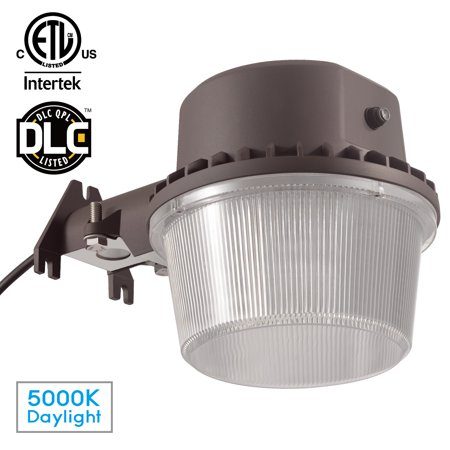 35w Led Outdoor Barn Light Dusk To Dawn Photocell Dlc Etl Listed