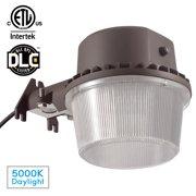 35w Led Outdoor Barn Light Dusk To Dawn Photocell Dlc Etl Listed