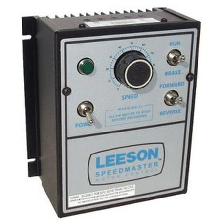 2 Motor System (Leeson DC Motor Control # 174308 - NEMA 1 - 90/180VDC, 1/8 hp to 2 hp)