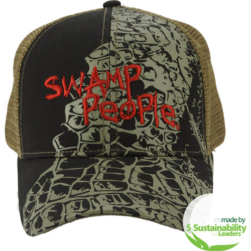 Swamp People Swmp Fashion Cap   Wsfsp3