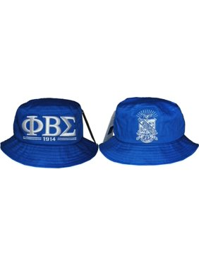 7801dedc56b Product Image Phi Beta Sigma Divine 9 S3 Mens Bucket Hat  Royal Blue - 59 cm .  Cultural Exchange