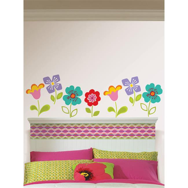 WallPops WP0001 Petal Blox Wall Decals