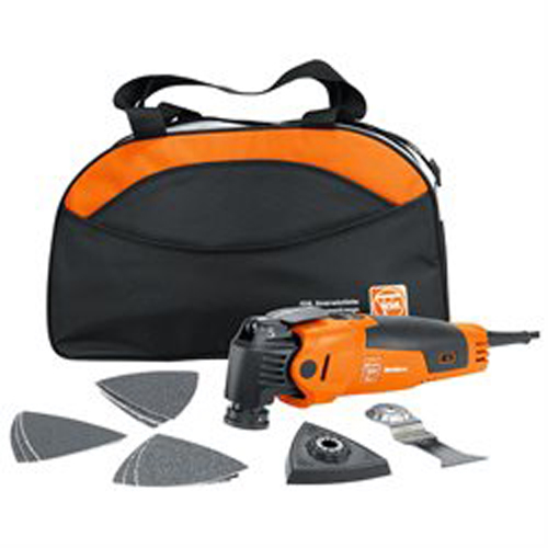 Fein MultiMaster Start Q in carry bag FMM350QSL N09 120V50 72295264090 by FEIN POWER TOOLS INC