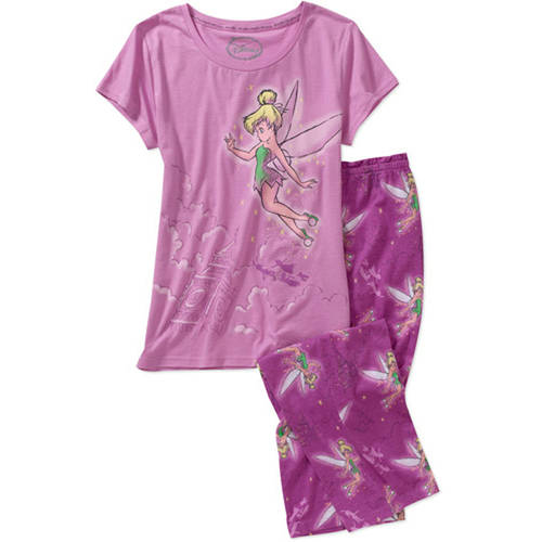 Women's Plus Eeyore Sleep Pant and Tee 2-Piece Set