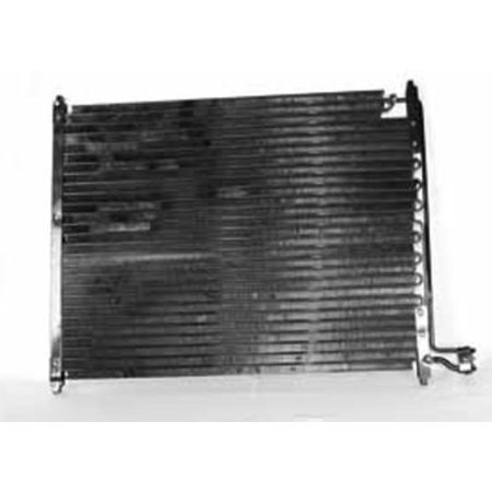 NEW AC CONDENSER FITS FORD E350 E450 ECONOLINE SUPER DUTY CLUB WAGON P40122 FO3030153 P40122 6C2Z 19712 AA FO3030153 7-4768 640155 1159