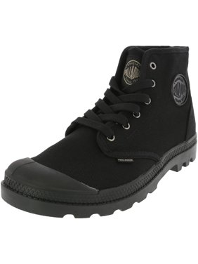 950fca9ab Product Image Palladium Men s Pampa Hi Black   Ankle-High Fashion Sneaker -  11M