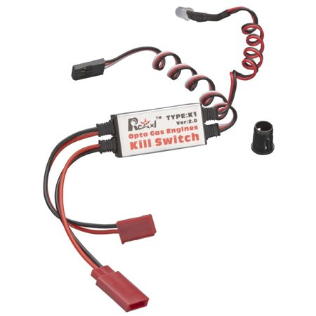 DLE ENGINES Opto Gas Engine Kill Switch V2.0,
