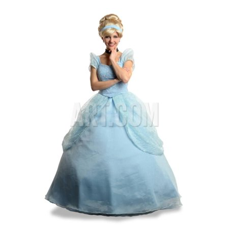 Portrait of Beautiful Young Woman Dressed in Princess Costume Isolated over White Background Print Wall Art By Gino Santa Maria (Princess And Prince Couple Costumes)