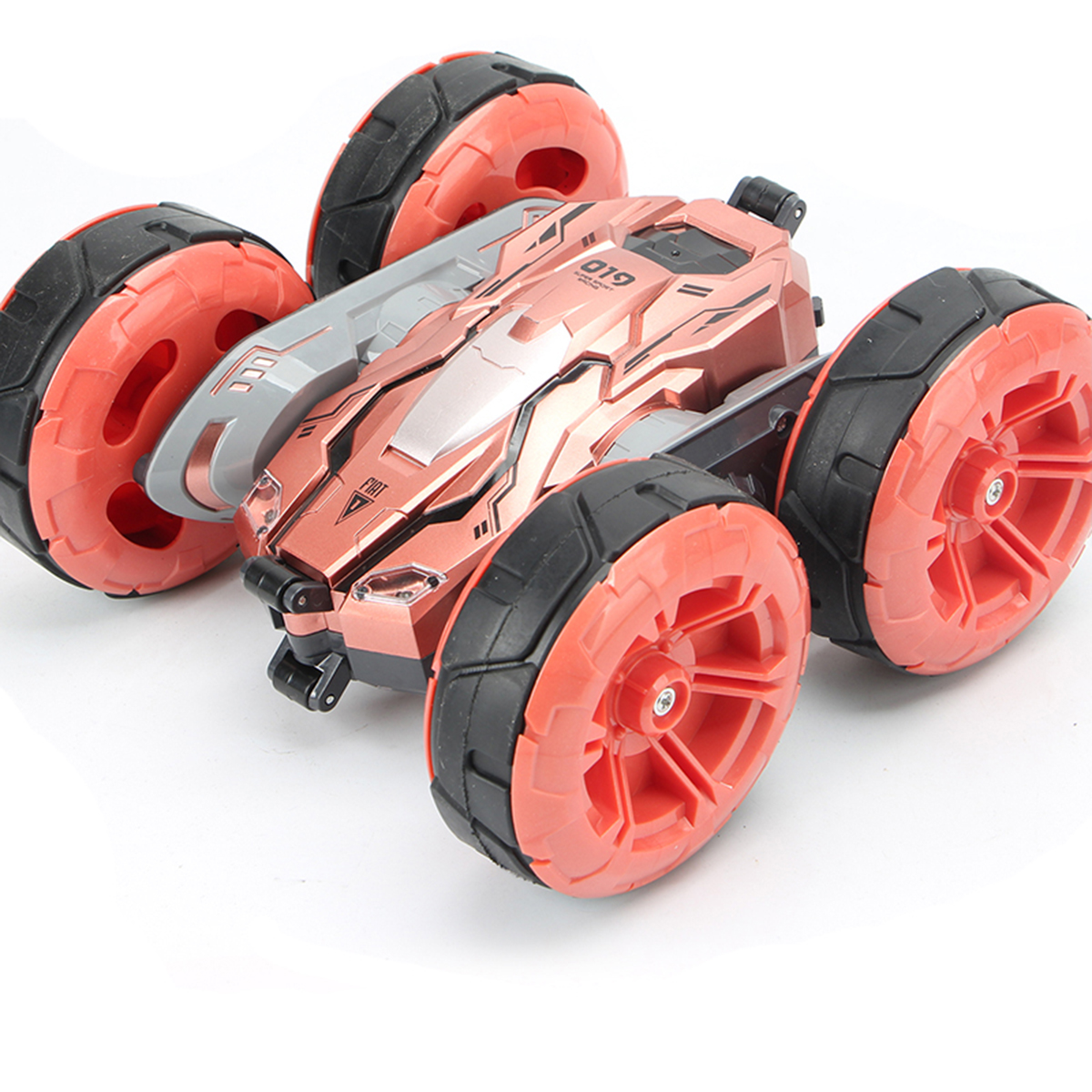 Gesture Sensing Electric Remote Control Off Road  Double Sided Flip RC Stunt Car