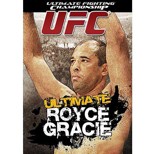 UFC: Ultimate Royce Gracie (With Book) (Widescreen)