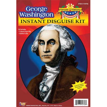 MorrisCostumes FM54706 Heroes In History George - All Saints Day History And Halloween